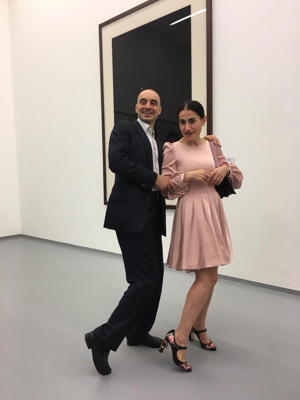 .ART Co-founders Ulvi and Reykhan Kasimov